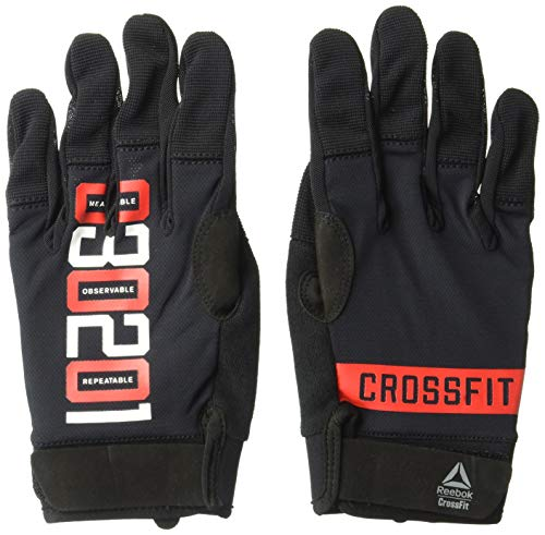 Reebok CROSSFIT Training Glove, Black, Large