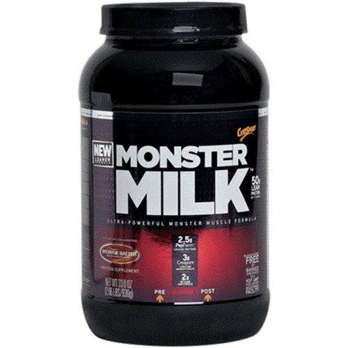CytoSport Monster Milk, Brownie Batter, 2.06Pounds