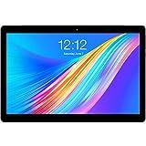 TECLAST M16 Tablette Tactile 2 en 1 de 11.6 Pouces FHD IPS 4Go RAM 128Go Mémoire, Processeur Helio X27 Dix Core, 4G Réseau LTE Dual WiFi Android 8.0 GPS Support TF Extension (256 Go)-Non Clavier