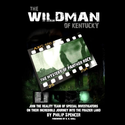 The Wildman of Kentucky audiobook cover art