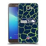 Head Case Designs sous Licence Officielle NFL Empreinte d'animal Girafe Seattle Seahawks Art Coque...