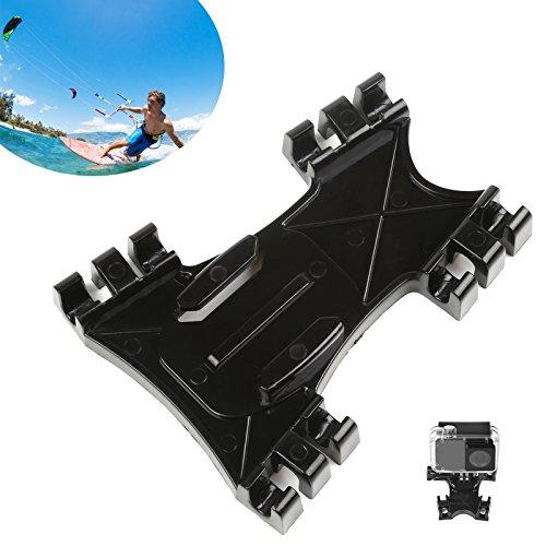 D&F Kiteboard Surf Línea de Cometa Soporte de Liberación Monte Kit de Accesorios de Hebilla para GoPro Hero 6/5/4/3 /3/2 SJ4000/5000 y Otros Cámara de Acción