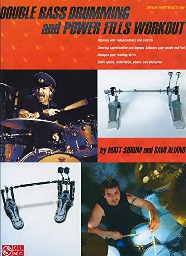 Double Bass Drumming And Power Fills Workout: Noten, Lehrmaterial für Schlagzeug