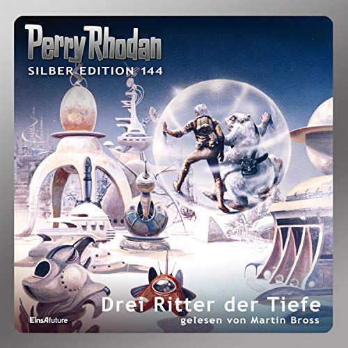 Drei Ritter der Tiefe     Perry Rhodan Silber Edition 144. Der 18. Zyklus. Chronofossilien              De :                                                                                                                                 Arndt Ellmer,                                                                                        Clark Darlton,                                                                                        Ernst Vlcek,                   and others                          Lu par :                                                                                                                                 Martin Bross                      Durée : 17 h et 18 min     Pas de notations     Global 0,0