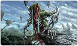 Inked Playmats Tortured Soul Playmat Inked Gaming TCG Game Mat for Cards