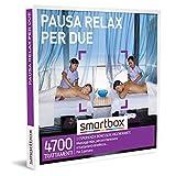 1 esperienza benessere rigenerante Massaggi relax, percorsi benessere o trattamenti di belezza 4700 trattamenti per 2 persone
