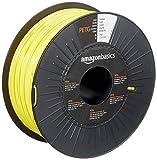 Amazon Basics - Filamento para impresora 3D, tereftalato de polietileno (PETG), 1,75 mm, cinta de 1...
