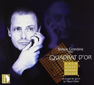 Quadrat D'Or: Bach, Mozart, Beethoven, Wagner Arranged for Guitar