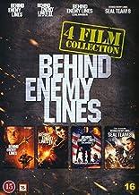 Behind Enemy Lines Collection - 4-DVD Set ( Behind Enemy Lines / Behind Enemy Lines II: Axis of Evil / Behind Enemy Lines: Colombia / Seal T [ Origen Sueco, Ningun Idioma Espanol ]