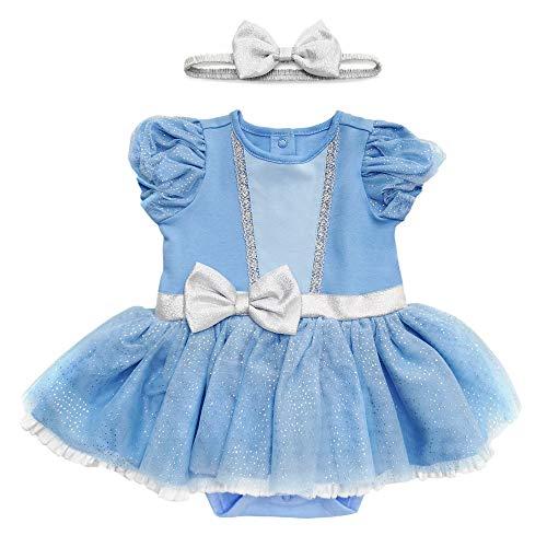 Cinderella dress for baby girl _image1