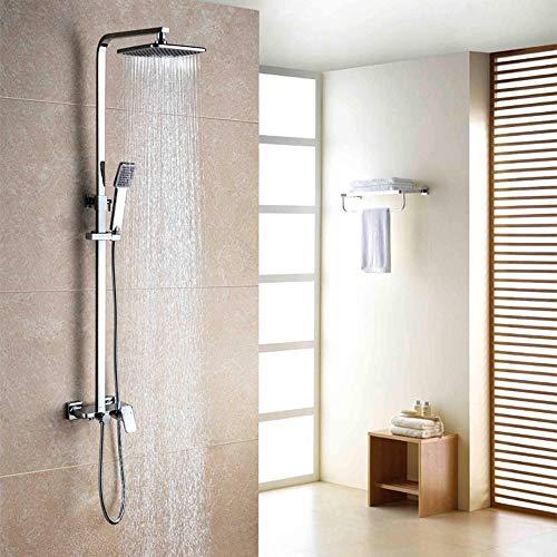De enige goede kwaliteit Multifunctionele Badkamer Douchekop Douche Koper Douche Wandmontage Douche Set Wandmontage Douche