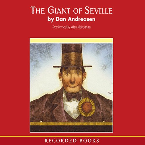 The Giant of Seville audiobook cover art