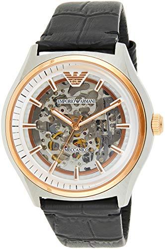 Emporio Armani Reloj Analógico para Hombre de Automático AR60018