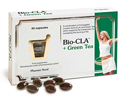 Pharma Nord Bio-CLA Plus Green Tea - Pack of 60 Capsules