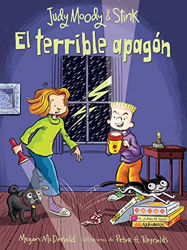 El terrible apagón/ The Big Bad Blackout (Judy Moody Y Stink/ Judy Moody & Stink)