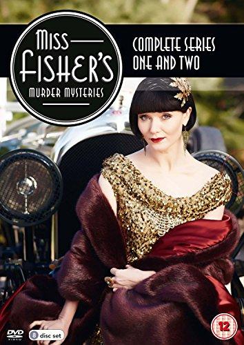 Series 1 & 2 (8 DVDs)