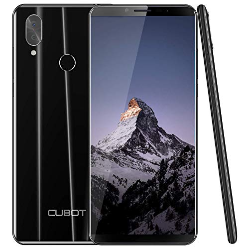 professional CUBOT X19 64 GB 5.93 inch FHD + 4G smartphone and 4GB RAM, Android 9.0, dual SIM, 4000mAh…