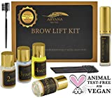 ARYANA NEW YORK Eyebrow Lamination Kit | At Home DIY Perm For Your Brows | Instant Professional Lift For Fuller Eyebrows | Brow Brush And Micro Brushes Added