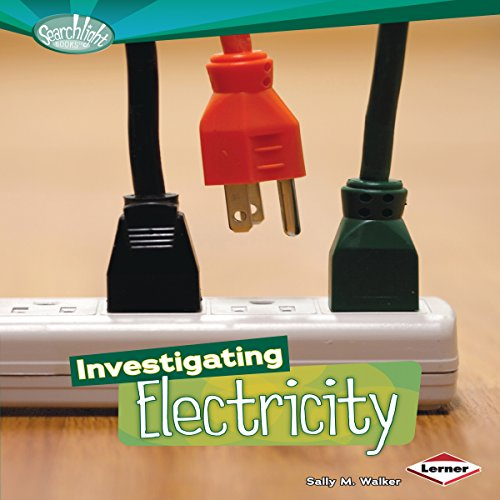 Investigating Electricity audiobook cover art