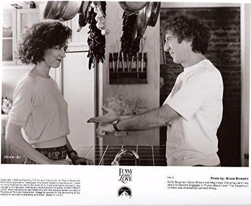 MOVIE PHOTO: FUNNY ABOUT LOVE-1990-GENE WILDER CHRISTINE LAHTI-8 Max 77% shopping OFF
