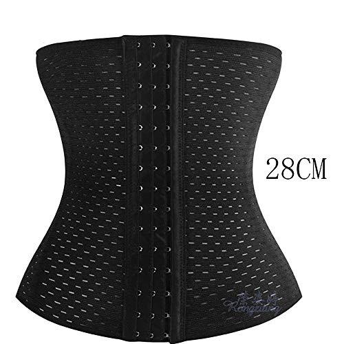 TONGDAUR Taille Trainer Shaper Tummy Vrouwen Corset Modeling Strap Afslanken Riemen Vrouwen Body Shapewear Belt Slimming Corrigerende Ondergoed (Color : Sky Blue, Size : XL)