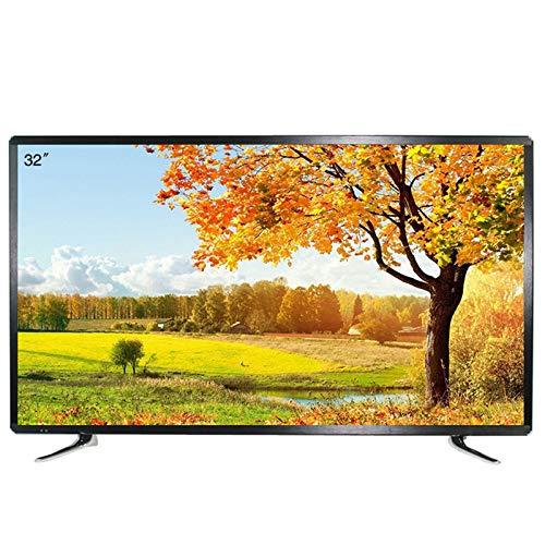 Air Purifiers TV da 50 Pollici: Smart TV LED 4K Ultra HD, Rapporto di Aspetto Ad Alte Prestazioni 16: 9 Pannello LCD, WiFi, 2 HDMI, USB, Nero, Adatto per Hotel, Camera da Letto