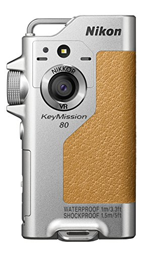 Nikon KeyMission 80 silber