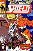 Nick Fury Agent of S.H.I.E.L.D. Issue 19 January 1991 Downrange of the End of the World