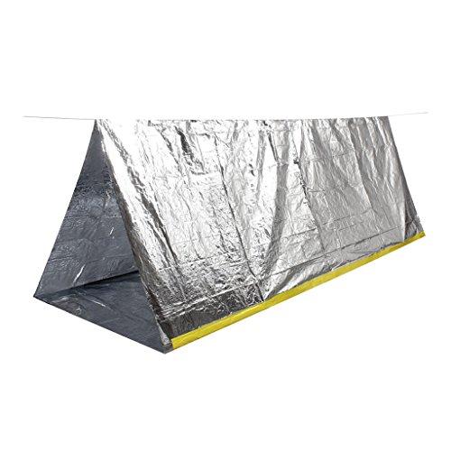 Magideal Tente de survie portable d'extérieur
