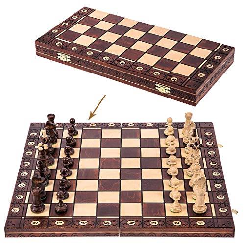 Juego de fallos 3 en 1, pulido manual magnético de madera para casa, fina, creativo, resistente y duradero para niños, regalo de adulto, 34