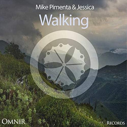 Mike Pimenta & Jessica Pimenta