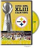NFL Super Bowl XLIII: Pittsburgh Steelers Champions DVD