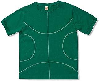 Camiseta Competição Verde Green - Infantil Menino