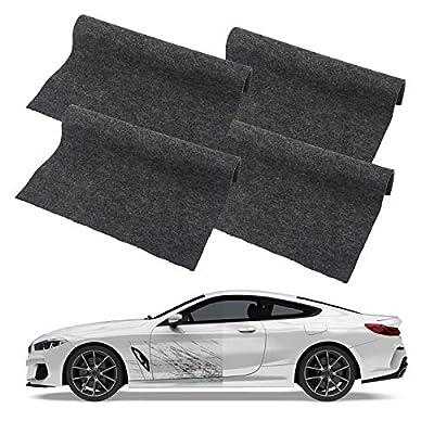 Primal Soapworks Nano Sparkle Cloth Nano Sparkle Cloth for Car Scratches,Nanotech Car Scratch Remover Cloth