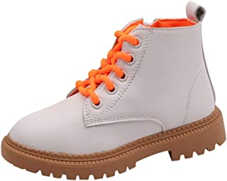 Children Casual Shoes British Wind Candy Color Zipper Handsome Short Boots,SIN vimklo