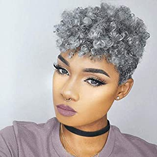 BeiSD Short Colored Hair Wigs for Black Women Short Hairstyles for Women Newest Short Colorful Hairstyles (89183)