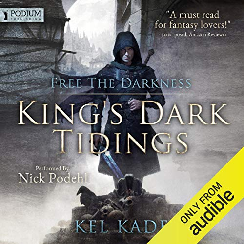 Free the Darkness audiobook cover art