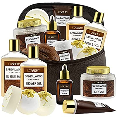 Luxury Spa Kit for
