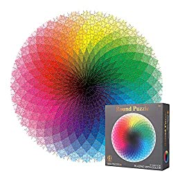 powerful Adults, kids, rainbow puzzles, tricky and challenging 1000 piece puzzles …