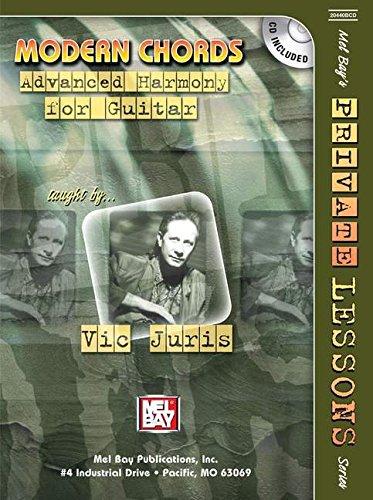 Modern Chords: Advanced Harmony for Guitar