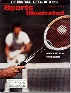 1964 Bill Talbert Vintage Tennis Sports Illustrated
