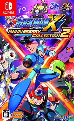 Mega Man X / Rockman X Anniversary Collecton Vol.2