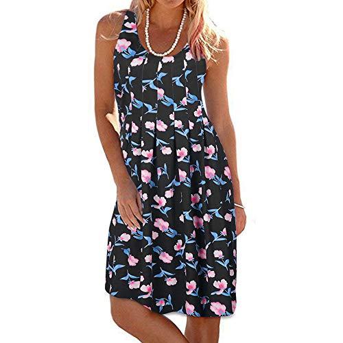 Moda Abito Casual da Taschino a Maniche Lunghe da Donna T-Shirt da Sera da Sera Allentata Vestito Mini Abito Donna Elegante Casual Spiaggia Dress per Partito Sera Bar Cocktail Vestito Casual
