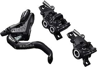 Magura Fietsrem MT Trail Sport 1-vinger HC-hendel links/rechts bruikbare set bestaande uit twee remmen voor voorwiel 4 en ...