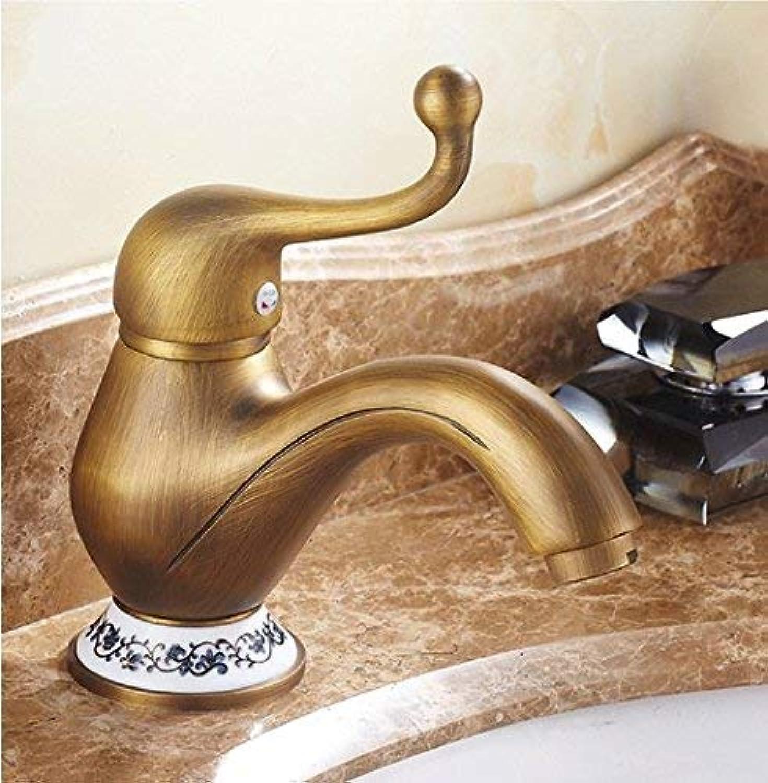 CFHJN HOME Mixer Water Tap copper European style Basin