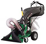 Outdoor Litter Vacuum, Drive Type: Self-Propelled, Bag Volume: 36 gal, Cleaning...