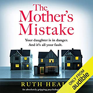 The Mother's Mistake: An absolutely gripping psychological thriller cover art