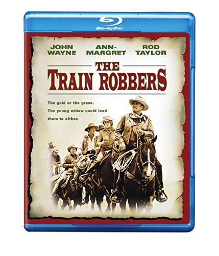 Train Robbers, The (Blu-ray)