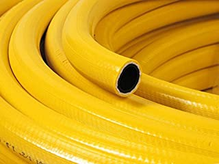 Kuri Tec Yellow Poly 600 PSI Spray Hose - 300-Foot x 1/2-Inch - (A1661-08x300)