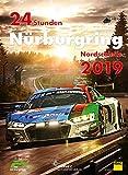24h Rennen Nürburgring. Offizielles Jahrbuch zum 24 Stunden Rennen auf dem Nürburgring 2019 (Jahrbuch 24 Stunden Nürburgring Nordschleife)